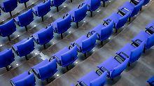 Streit um die Sitzordnung: Gibt es keine wichtigeren Probleme?