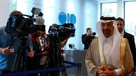 Opec-Chef und saudischer Energieminister Chalid al-Falih.