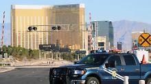 Sprengstoff, Waffen, Fluchtpläne: Polizei sucht Helfer des Las-Vegas-Schützen