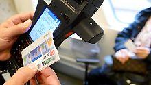 Sitzplatzbestätigung über App: Bahn prüft Reise ohne Fahrkartenkontrolle