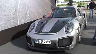 911er der Superlative: Porsche GT2 RS protzt mit 700 PS