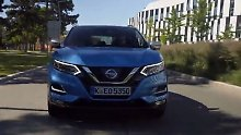 Teilautonomes Fahren mit dem Qashqai: Nissans Kassenschlager bekommt Facelift