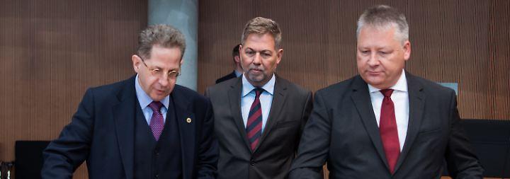 Novum ohne Neuigkeiten: Geheimdienstchefs stehen öffentlich Rede und Antwort
