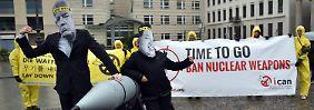 Entscheidung in Oslo: Organisation Ican erhält Friedensnobelpreis