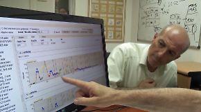 Frühzeitige Diagnosen: Software erkennt Krankheiten an Stimme des Patienten