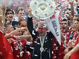 Erfolgstrainer zurück in München: Heynckes ist Stabilisator, nicht Innovator