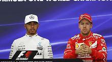 Der Sport-Tag: Nächstes Vettel-Debakel, DFB-Elf jagt Rekord - das wird wichtig