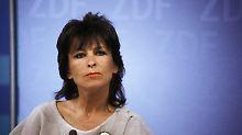 Ehemalige Fernsehmoderatorin: Ulrike von Möllendorff ist tot