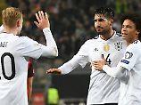 Zehnter Sieg gegen Aserbaidschan: DFB-Team knackt WM-Quali-Rekord