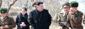 Neustes Mitglied im Politbüro: Kim befördert Schwester in engsten Kreis