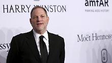Jahrzehntelange Belästigungen: Weinstein feuert Weinstein