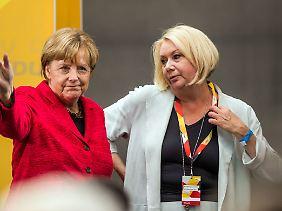 Karin Strenz schaffte trotz des Skandals den Wiedereinzug als Direktkandidatin der CDU in den Bundestag.