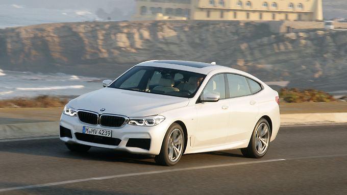 Irgendwie wirkt der BMW 6er GT jetzt weichgespülter als sein charismatischer Vorgänger.