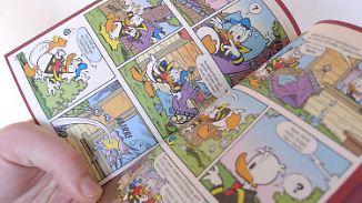 """50 Jahre """"Lustiges Taschenbuch"""": Donald, Micky, Goofy und Co. in Feierlaune"""