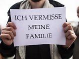 Familiennachzug nach Deutschland: 70.000 Syrer und Iraker wollen nachkommen