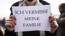 """""""Familie ist der Grundstein"""": Blüm: CDU soll Familiennachzug zustimmen"""