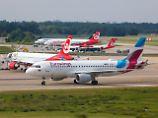 Neue Verbindungen ab Januar: Eurowings bedient einige Air-Berlin-Strecken