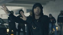 """Nuklearer Holocaust"": Eminem schießt gegen Donald Trump"