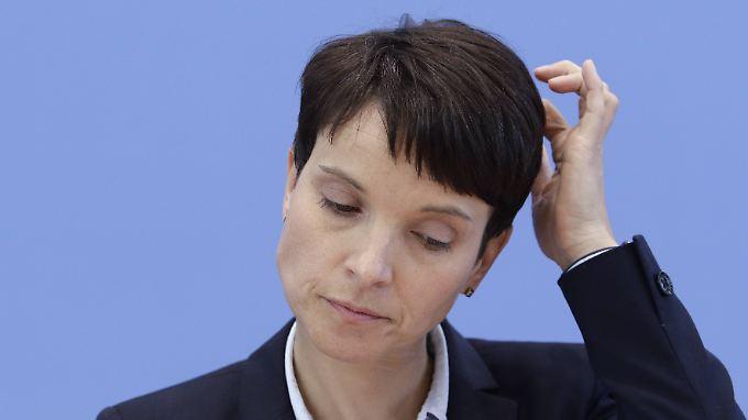 """""""Die Blaue Partei"""" ist bereits vor der Bundestagswahl gegründet worden."""
