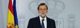 Klarheit gefordert: Rajoy bereitet die Entmachtung vor