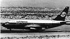 Am frühen Nachmittag bringen vier Palästinenser einen deutschen Ferienflieger auf dem Flug von Mallorca nach Frankfurt/Main in ihre Gewalt.