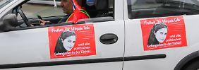 Gericht weist Antrag ab: Mesale Tolu bleibt in Untersuchungshaft