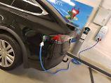 Markt für 250 Milliarden Euro: EU plant Quote für Elektroautos