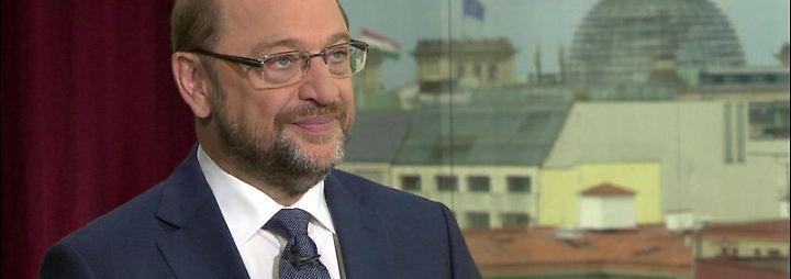 Wieso Sie,...?: Wieso Sie, Martin Schulz?