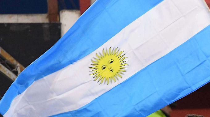 Argentinien will weiter Kapital einsammeln.