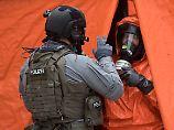 Übungsszenario aus der Hölle: Biowaffen-Angriff fordert GSG 9 heraus