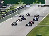 Der Sport-Tag: 64.000 zocken täuschend echte Formel-1-WM