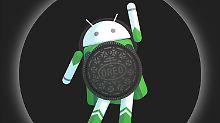 Oreo-Updates rollen an: Wer bekommt Android 8 zuerst?