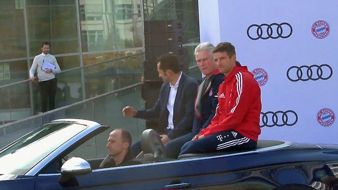 """""""Bereitschaft, sich richtig zu quälen"""": So will Heynckes Müller stark machen"""