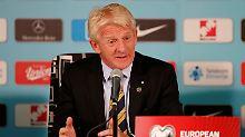 """Der Sport-Tag: """"Genetisch im Rückstand"""" - Schottland trennt sich von Coach"""