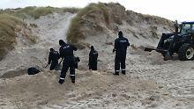 Verdächtige geben Fundort preis: Polizei findet Leiche von Flüchtling