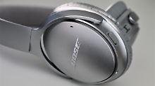 Klassenprimus wird noch besser: Bose QuietComfort 35 II hört zu und liest vor