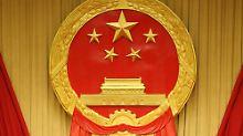Kongress der chinesischen Kommunisten in der kommenden Woche.