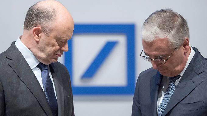 Die Rechtsprobleme kosteten die Deutsche Bank in den vergangenen Jahren mehrere Milliarden Euro.