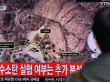 Nach Atomtests in Punggye-ri: Nordkoreas Testgelände soll instabil sein