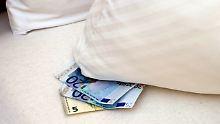 Bargeld und Bankeinlagen: Privatvermögen steigt auf Rekordwert