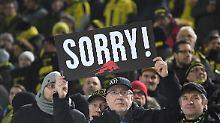 """Was fehlt: """"Es wäre die Aufgabe des BVB, vor diesem Spiel nochmals darauf einzugehen und sich zu entschuldigen."""" Sagt Ulf Walther von den  Bornaer Bullen."""