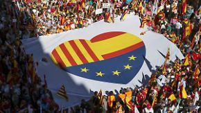 Nachbarn als Grenzgänger: Spanischer Unabhängigkeitsstreit bedroht Existenzen