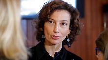 Knapper Wahlsieg gegen Al-Kawari: Unesco wählt Azoulay zur neuen Chefin