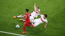 VfB Stuttgart beendet Fluch: Kölns schwarze Serie reißt nicht ab