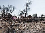 Verheerende Buschbrände: Die Zahl der Toten in Kalifornien steigt