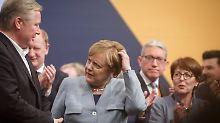 CDU bangt, Linke zittert: Niedersachsen-SPD bleibt auf der Überholspur