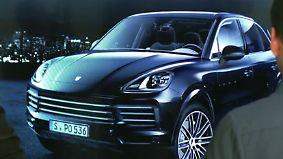 Sportflitzer im SUV-Format: Im neuen Cayenne steckt noch mehr Porsche 911