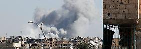 Dschihadisten verlassen Rakka: IS-Kämpfer fliehen aus früherer Hochburg