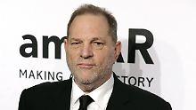 Nach Missbrauchsvorwürfen: Oscar-Akademie schließt Weinstein aus