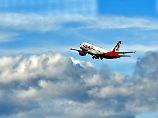 Der Tag: Air-Berlin-Pilot dreht vor letzter Landung Ehrenrunde
